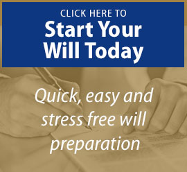 Start Your Will Today